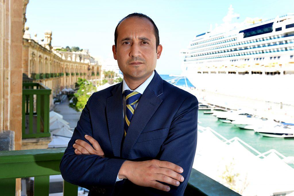 Stephen Xuereb - malta blue economy